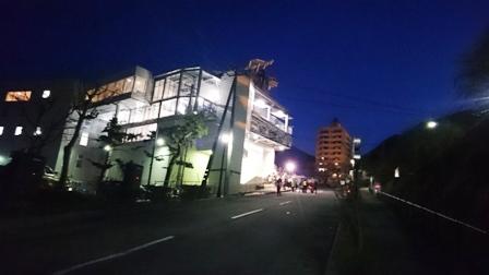 ゴンドラ基地