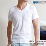 メンズ 夏服 機能性Tシャツ ポケット