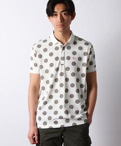 柄ポロシャツ メンズ フレッドペリー3