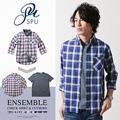 おすすめ メンズ チェックシャツ 夏 20162