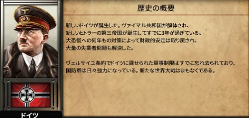 Hoi4 その3 今日ものんびりと 2016/09/19