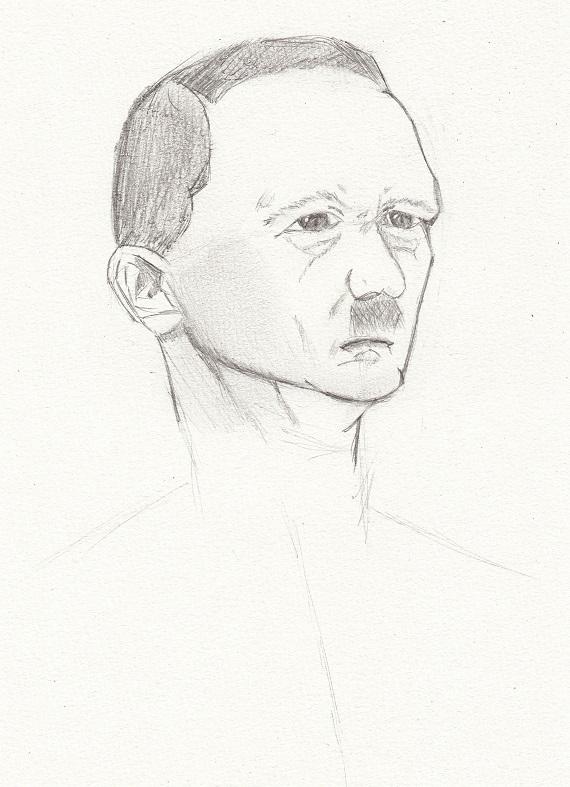 アドルフ・ヒトラー 今日ものんびりと 2016/09/16
