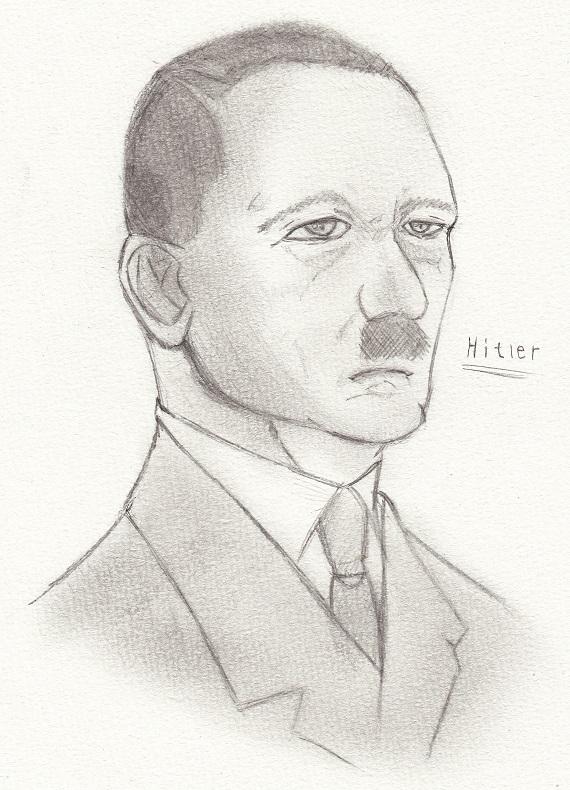 アドルフ・ヒトラー 今日ものんびりと 2016/09/18
