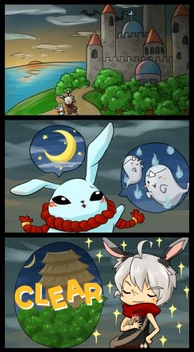 兔丸2代歐美版-GO歐洲古堡3格漫