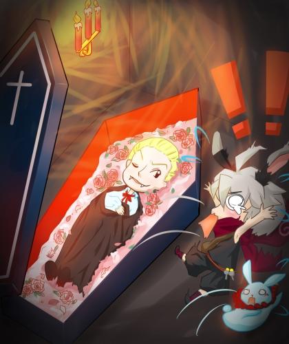 兔丸2代歐美版-GO歐洲古堡