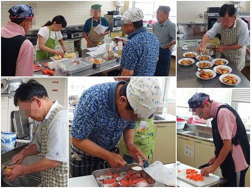160917料理教室