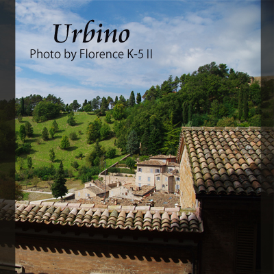 イタリア ウルビーノ140902