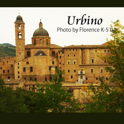 イタリア ウルビーノ140901
