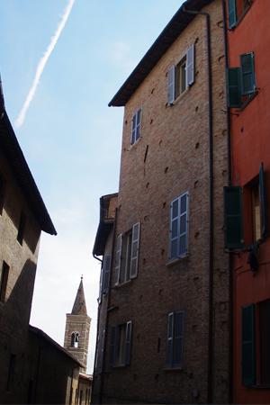 イタリア ウルビーノ140903