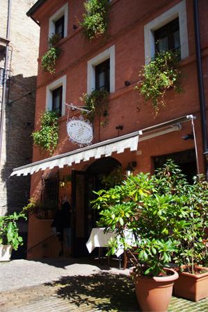 イタリア ウルビーノ140904