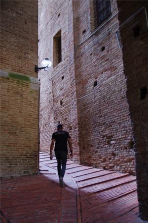 イタリア ウルビーノ140907