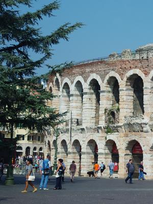 イタリア ヴェローナ 140903