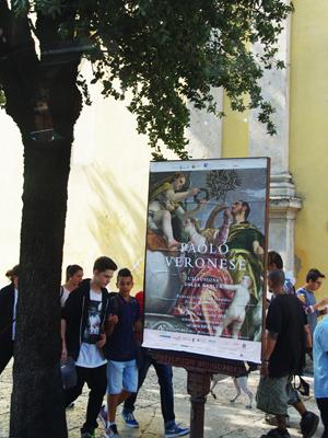 イタリア ヴェローナ 140902