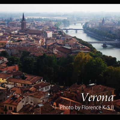 イタリア ヴェローナ140901