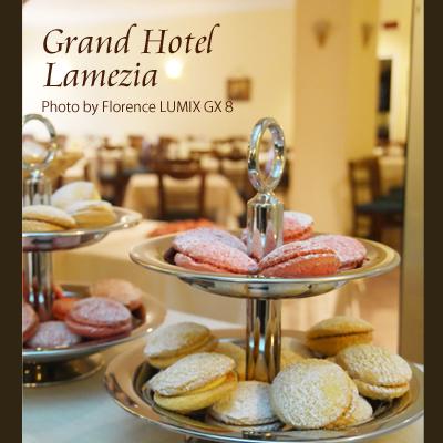 イタリア GrandHotelLamezia 160901