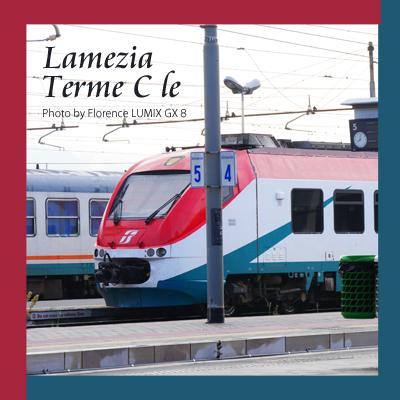 イタリア Lamezie Terme 160901