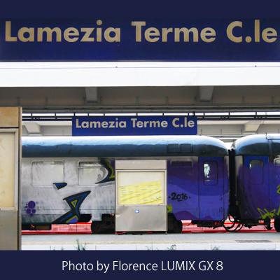 イタリア Lamezie Terme 160902