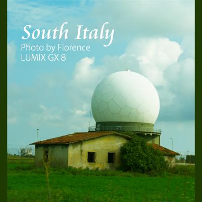 イタリア 南イタリア 160901