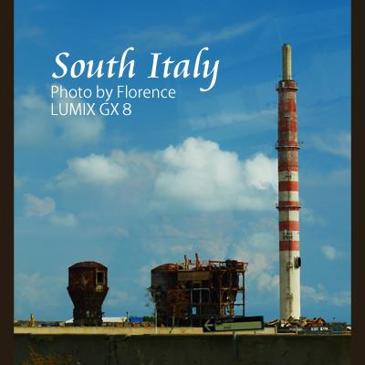 イタリア 南イタリア 160902