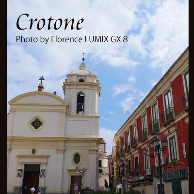 イタリア Crotone 160902