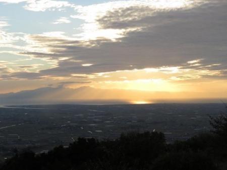 夕陽清水と 245