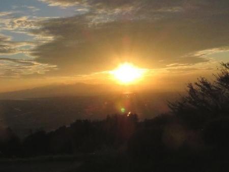 夕陽清水と 266