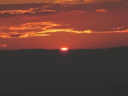 夕陽清水と 307