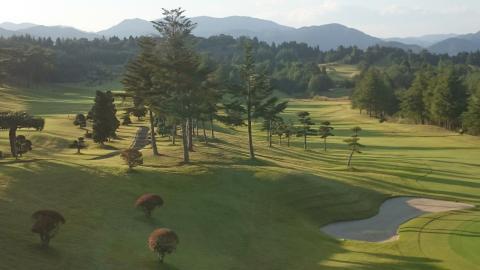 秋のゴルフ3