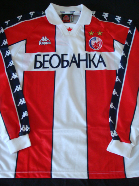 96/97 RED STAR (H)