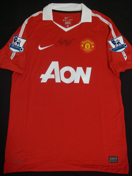 10/11 MANCHESTER UNITED (H)