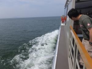 メインツーリング 竹生島/カフェ コルマール