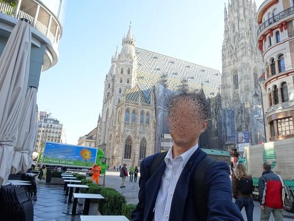 2014欧州 ウィーンでお散歩2 (2)