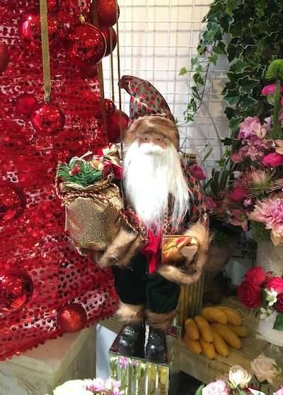 11月1日ブログ赤サンタ