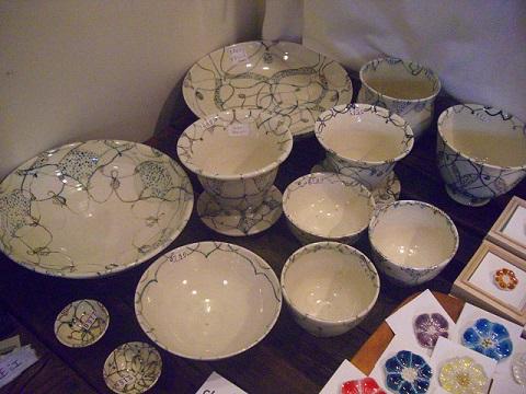 chumart 角田 佑右弐(かくた ゆうじ)の陶器です。