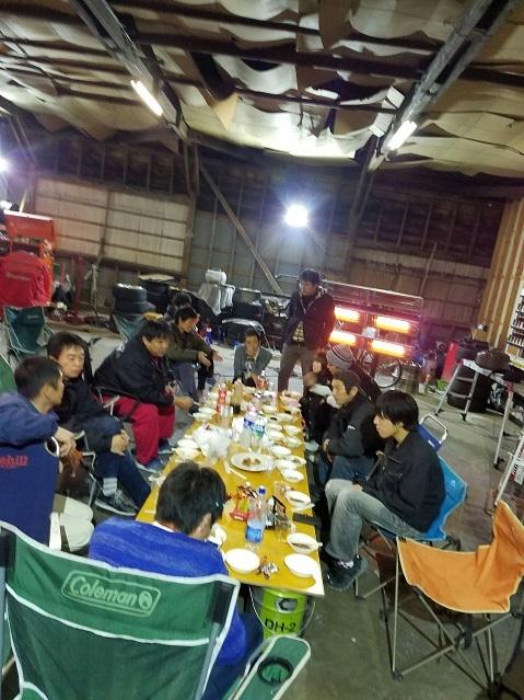 20161107 レース打ち上げ🍖_5536