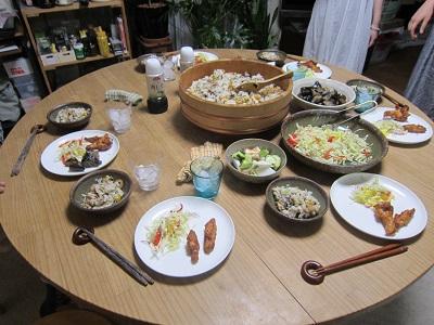 歩美友夕食 (3)-2