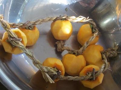 干し柿ー6
