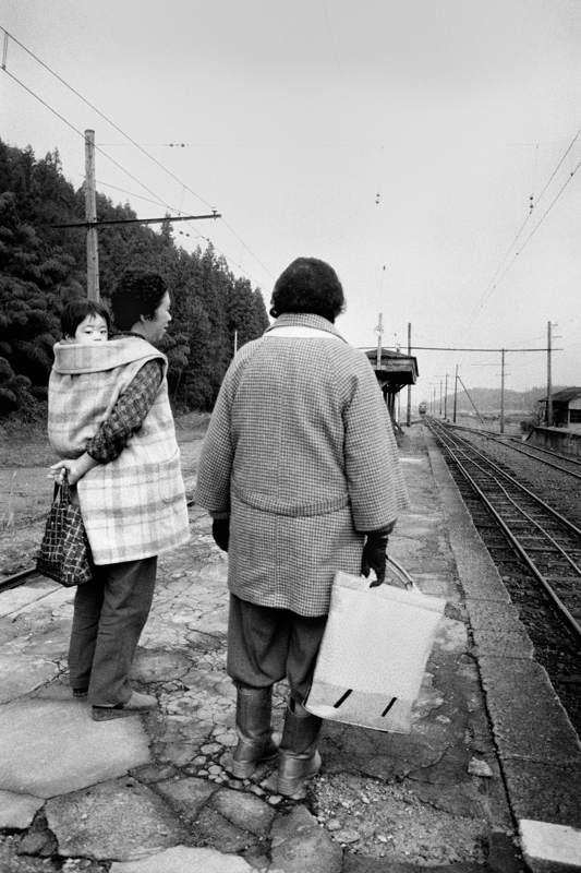 修正A3プリント用 蒲原鉄道 初冬のの大蒲原2 1984年 Adobe16bit 原版 take1b