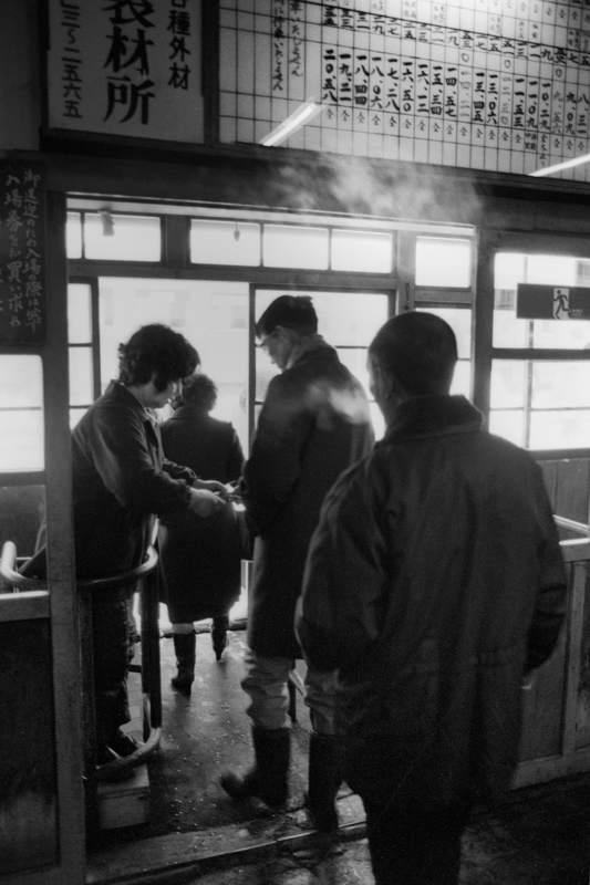 津軽鉄道 金木駅待合室6 1984年 月 日 16bitAdobeRGB原版 take1b