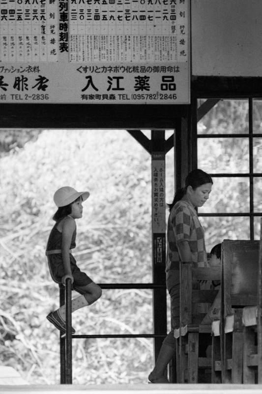 修正A3 島原鉄道 堂崎駅1 1982年8月 16bitAdobeRGB 原版 take2b