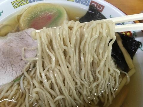 中華そば麺