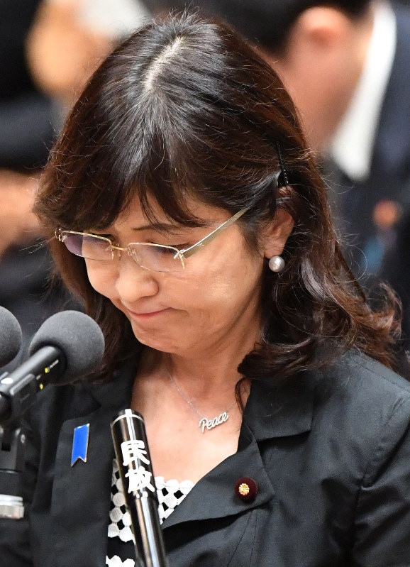 9稲田朋美