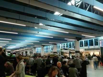 メルボルン空港