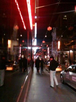 中華街通り