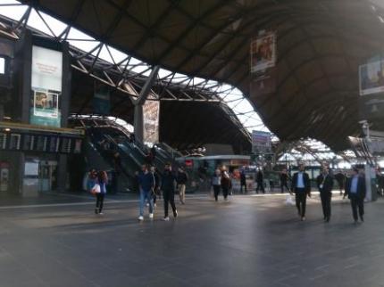 サザンクロス駅2