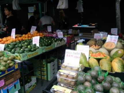 フルーツや野菜
