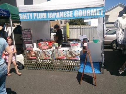 日本のカツサンド