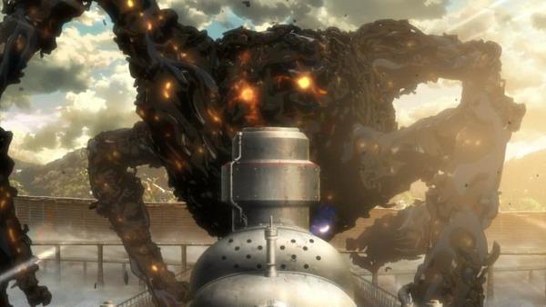 6 黒けぶり 甲鉄城を追う