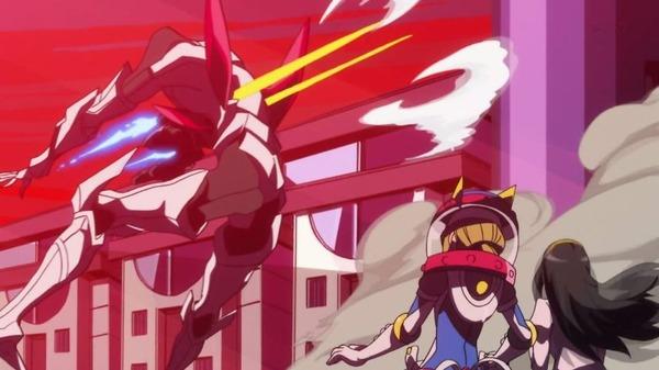 23 エクウス S遊星人を刺す 超能キッカー メガネの子