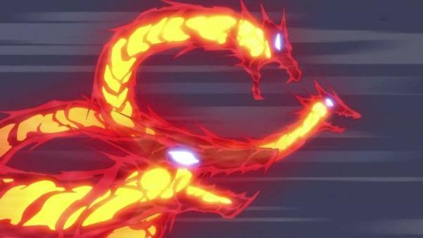 0 爾郎の怪獣 三頭龍